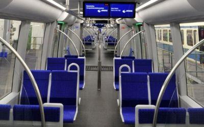 U-Bahn, Innenausstattung