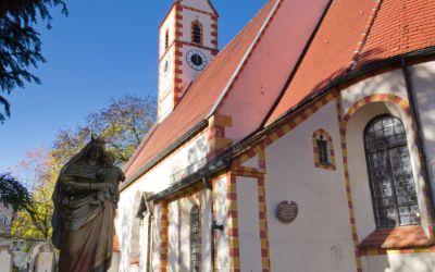Alte Filialkirche St. Martin