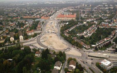 Luise-Kisselbach Platz 2013