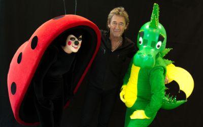 Peter Maffay mit Tabaluga