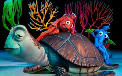 Findet Nemo bei Disney on ice