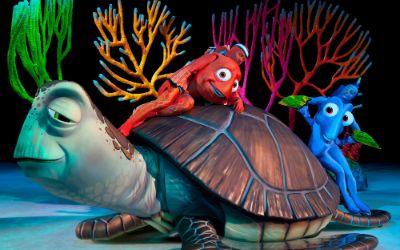 Findet Nemo bei Disney on ice