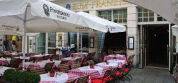 Zum Franziskaner, München, Bayrisches Essen
