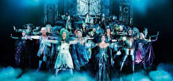 Tanz der Vampire Angebot Packet Hotel Conrad de Ville
