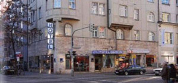 Hotel Daheim München