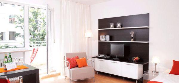 Frederics Serviced Apartments München