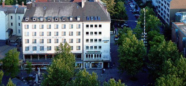 Hotel Rotkreuzplatz München
