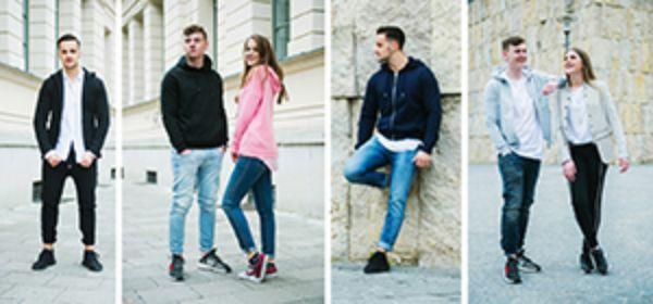 Herrenmode, Jeans by Kaltenbach
