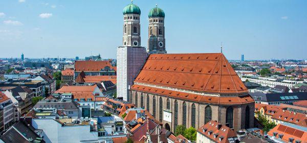 Frauenkirche im August 2015