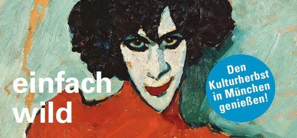"Plakatmotiv  Kulturherbst ""Sacharoff"""
