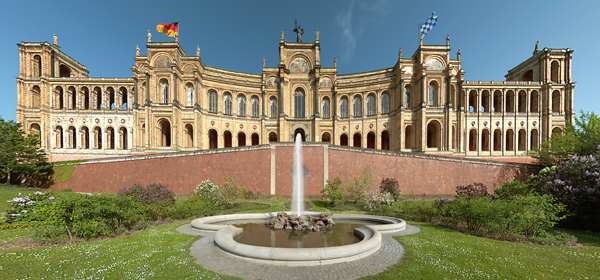 Landtag Maximilianeum