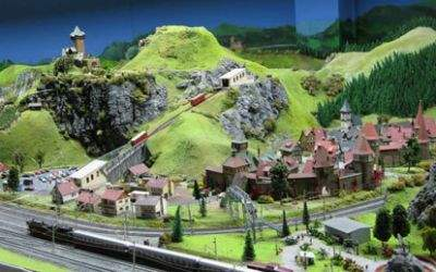 Miniland Mittelgebirge