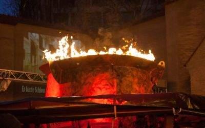 Die Münchner Feuerzangenbowle am Isator