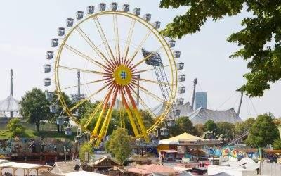 impark Sommerfestival im Olympiapark