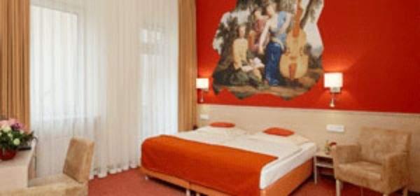 Hotel Adria Zimmer