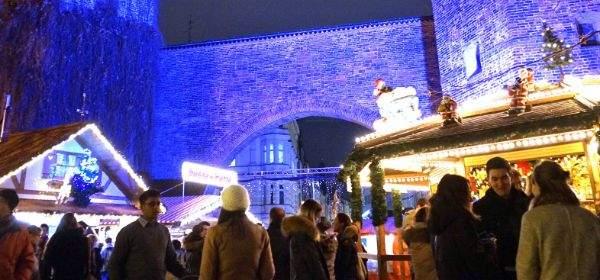 Christkindlmarkt am Sendlinger Tor