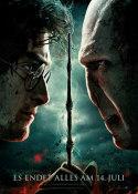 Filmplakat: Harry Potter und die Heiligtümer des Todes - Teil 2