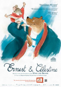 Filmplakat: Ernest & Celestine