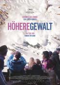 Höhere Gewalt (OV) - Kinoplakat