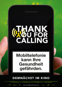 Filmplakat: Thank You For Calling