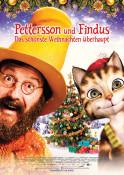 Pettersson und Findus - Das schönste Weihnachten überhaupt - Kinoplakat