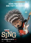 Sing - Kinoplakat