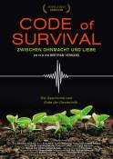 Filmplakat: Code of Survival - Die Geschichte vom Ende der Gentechnik