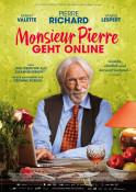 Monsieur Pierre geht online - Kinoplakat