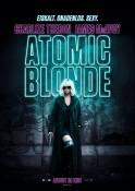 Atomic Blonde - Kinoplakat