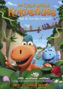 Der kleine Drache Kokosnuss - Auf in den Dschungel! - Kinoplakat