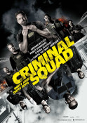 Criminal Squad - Kinoplakat