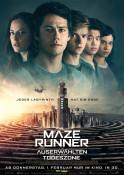 Maze Runner - Die Auserwählten in der Todeszone - Kinoplakat