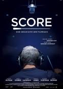 Score - Eine Geschichte der Filmmusik (OV) - Kinoplakat