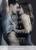 Filmplakat: Fifty Shades of Grey - Befreite Lust