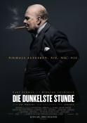 Die Dunkelste Stunde (OV) - Kinoplakat