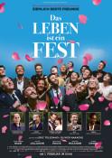 Filmplakat: Das Leben ist ein Fest