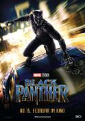 Black Panther 3D - Kinoplakat