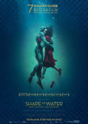 Shape of Water - Das Flüstern des Wassers (OV) - Kinoplakat