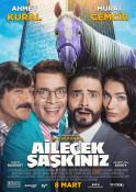 Ailecek Saskiniz (OV) - Kinoplakat