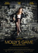 Filmplakat: Molly's Game
