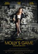 Molly's Game (OV) - Kinoplakat