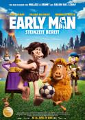 Filmplakat: Early Man - Steinzeit bereit