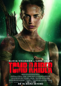 Tomb Raider - Kinoplakat