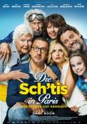Die Sch'tis in Paris - Eine Familie auf Abwegen - Kinoplakat