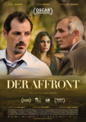 Der Affront (OV) - Kinoplakat