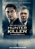 Filmplakat: Hunter Killer