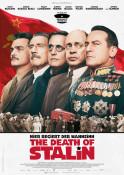 The Death of Stalin - Kinoplakat