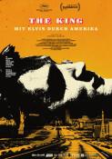 The King - mit Elvis durch Amerika - Kinoplakat