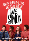 Love, Simon - Kinoplakat