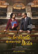 Filmplakat: Die brillante Mademoiselle Neila (OV)